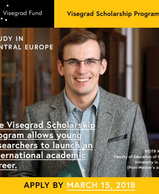 Visegrad Scholarship Program