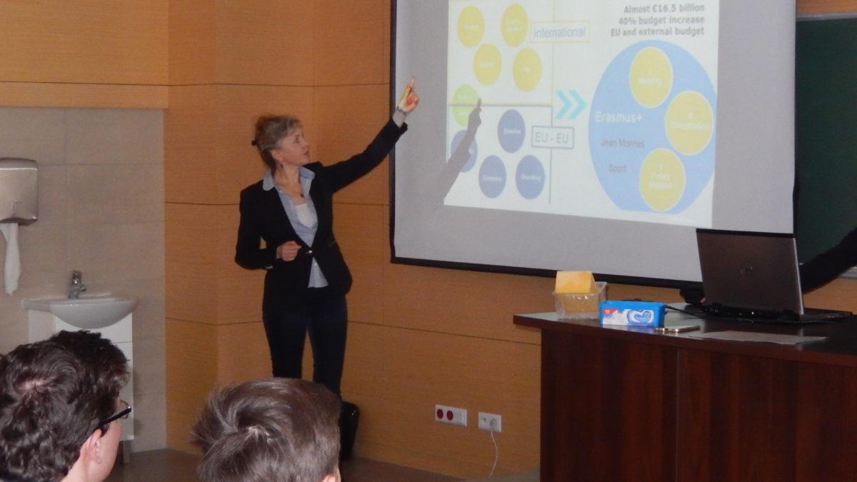Promocja Programu Erasmus+