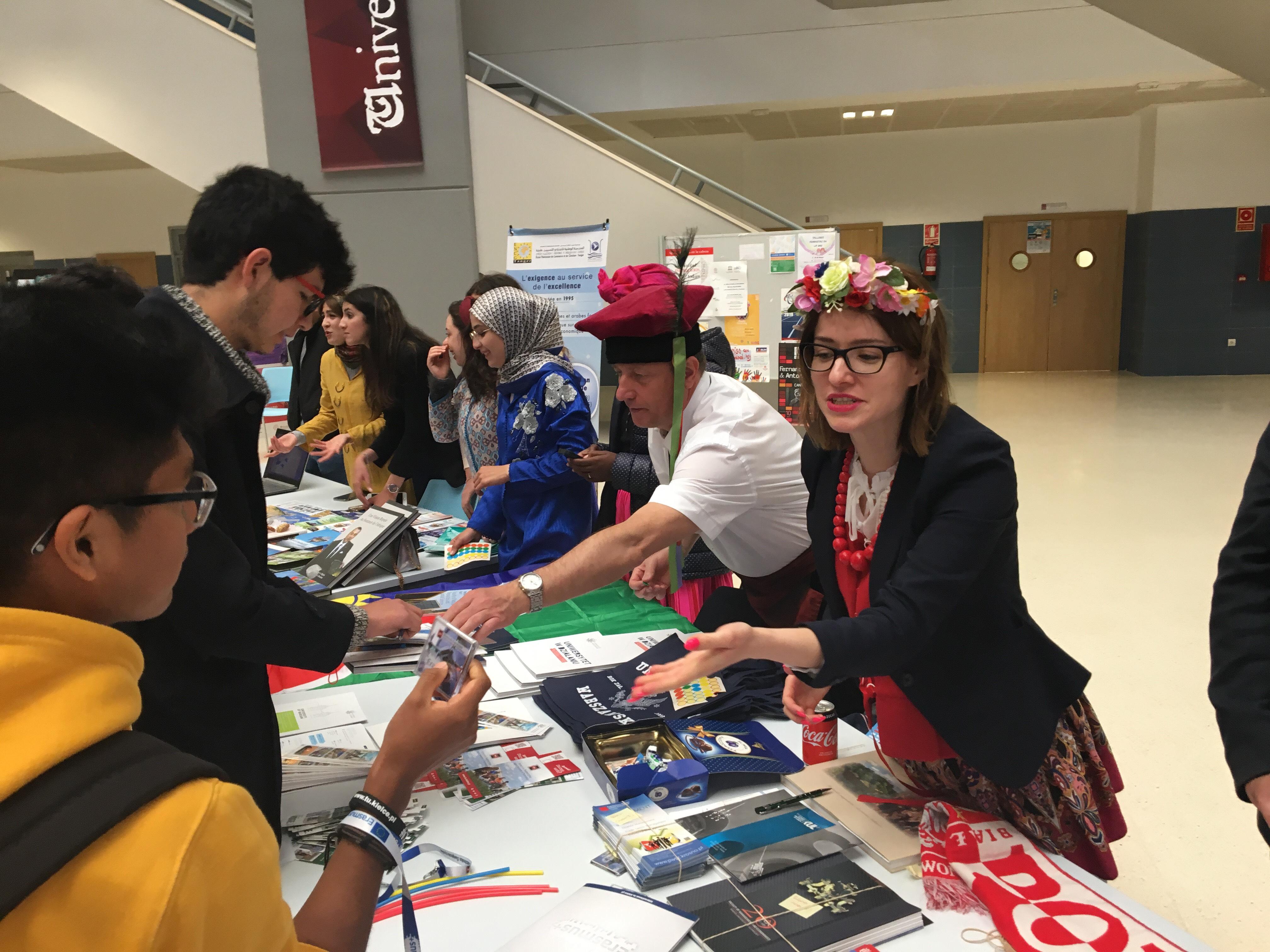 Erasmus+ International Week w University of Huelva