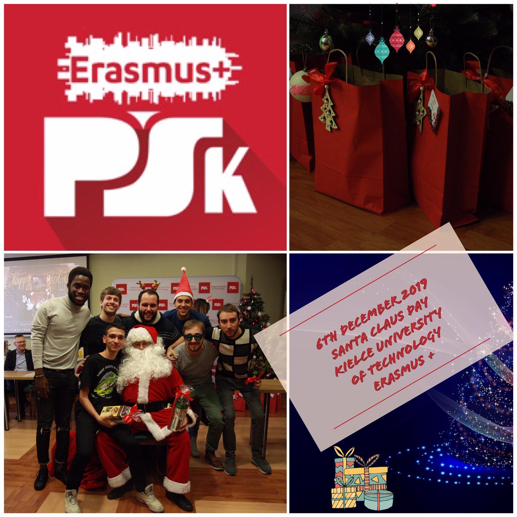 Santa Claus Day at Kielce University of Technology