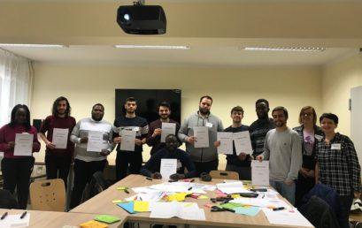 Design Thinking workshop for Erasmus + Students