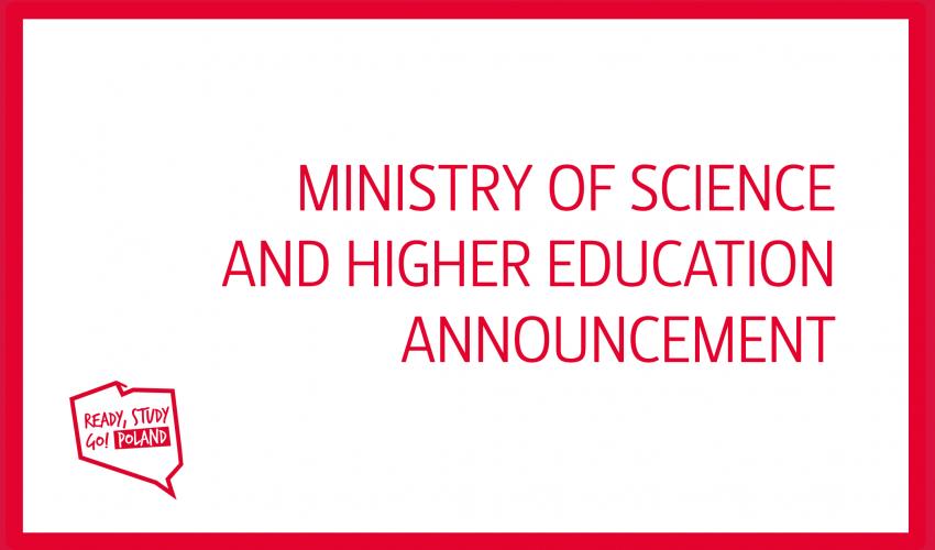 The decision regarding the extension of limitation at the universities regarding coronavirus pandemic.