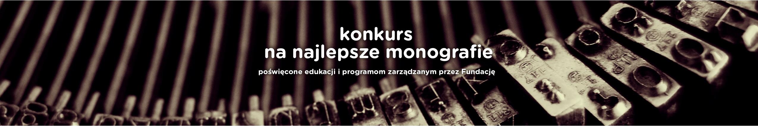FRSE zaprasza do udziału w konkursie na najlepsze monografie