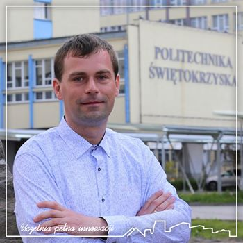 Our scientists are successful! Big shout out to Jacek Wilk-Jakubowski BEng MSc PhD – creator of an acoustic fire extinguisher.